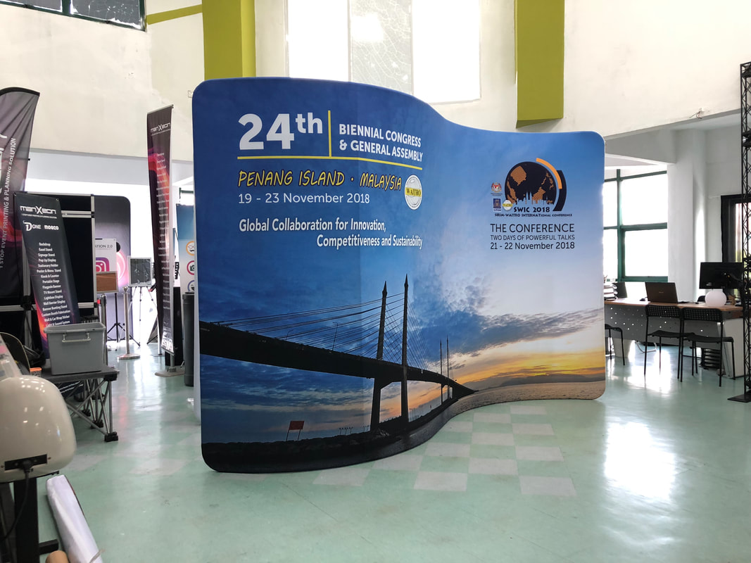 Exhibition Booth Backdrop : Tension fabric display malaysia exhibition booth display system